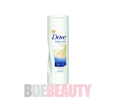 DOVE BODY MILK