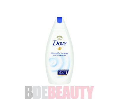 DOVE GEL NUTRICIÓN INTENSA