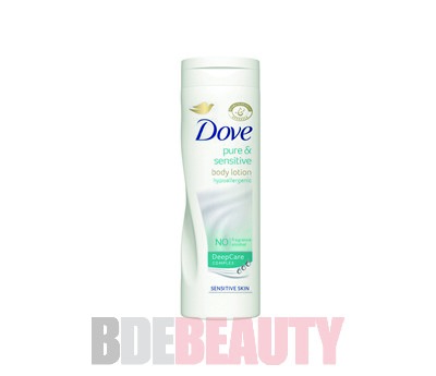 DOVE LOCIÓN PURE & SENSITIVE
