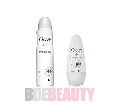 DOVE INVISIBLE DRY