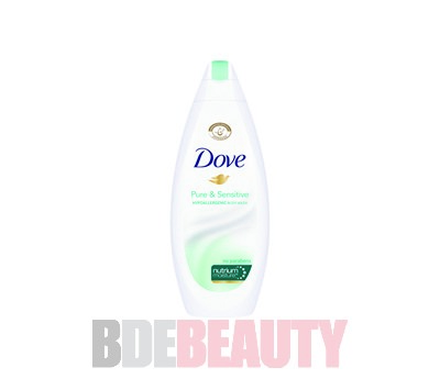 DOVE GEL PURE & SENSITIVE