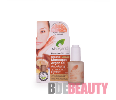 DR ORGANIC ARGÁN ANTI-AGING STEM CELL SYSTEM