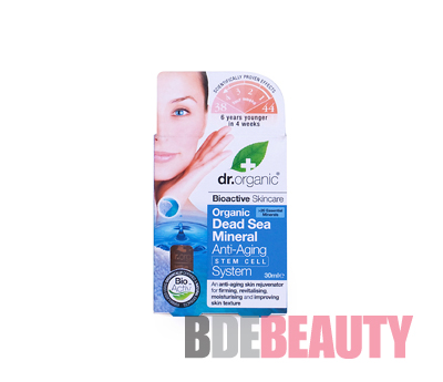 DR ORGANIC DEAD SEA STEM CELL ANTI-AGING SYSTEM