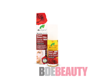 DR ORGANIC ROSE SERUM FACIAL
