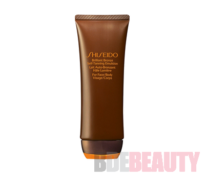 BRILLIANT BRONZE SELF - TANNING EMULSION