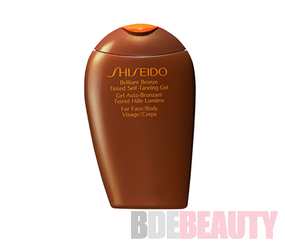 BRILLIANT BRONZE TINTED SELF TANNING CREAM (MEDIUM)