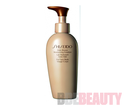 DAILY BRONZE MOISTURIZING EMULSION